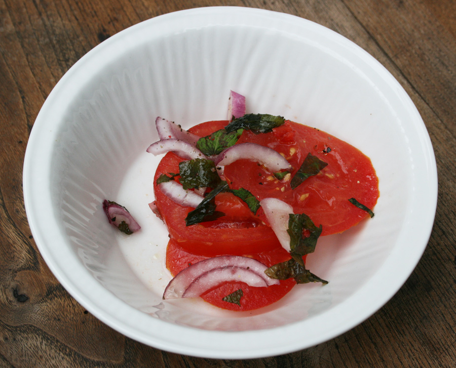 Essex Girl Cooks Healthy   Low Cholesterol   Tomato and ...